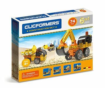 Clicformers. Clicformers Set Costruzioni