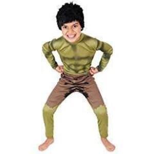 Costume Hulk 881318 S 3/4anni - 33
