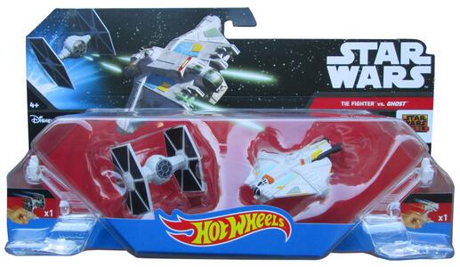 Hot Wheels: Star Wars T. Fighter Vs Ghost - 2