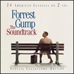 Cover CD Colonna sonora Forrest Gump
