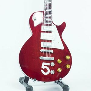 Chitarra in miniatura The Who. Peter Townshend. Gibson. Les Paul Deluxe