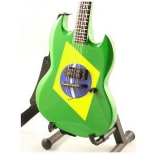 Soulfly. 158 Chitarra Gibson Sg Max Cavalera
