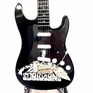 Chitarra in miniatura Scorpions. Tribute