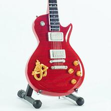 Chitarra in miniatura Slash. Gibson Les Paul Snakepit