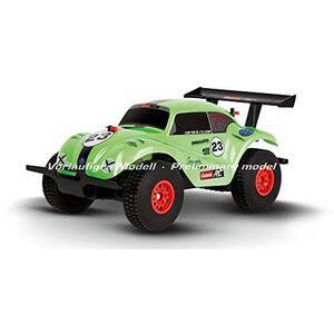 Carrera R/C. Vw Beetle Green - 2