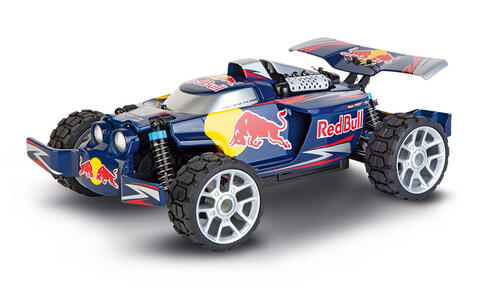 Carrera R/C Red Bull Nx2 -Ax- Carrera Profi Rc Row Without Us / Can 50Km Speed - 2