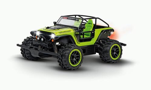 Carrera R/C Jeep Trailcat -Ax- Carrera Profi  50Km Speed