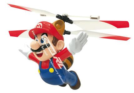 Carrera R/C Super Mario Flying Raccoon Mario - 2