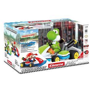 Carrera R/C. Mario Kart. Yoshi. Kart Racer With Sound - 11