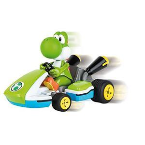 Carrera R/C. Mario Kart. Yoshi. Kart Racer With Sound - 2