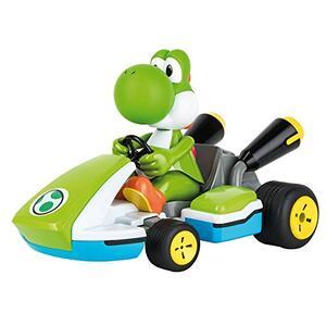 Carrera R/C. Mario Kart. Yoshi. Kart Racer With Sound - 3