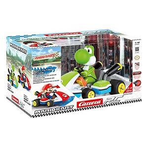Carrera R/C. Mario Kart. Yoshi. Kart Racer With Sound - 5
