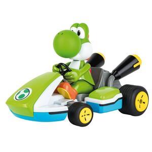 Carrera R/C. Mario Kart. Yoshi. Kart Racer With Sound - 9