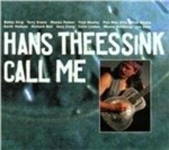 Call Me - Vinile LP di Hans Theessink