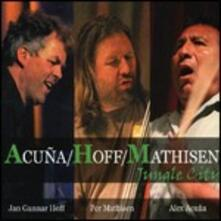 Jungle City - CD Audio di Alex Acuña,Jan Gunnar Hoff,Per Mathisen