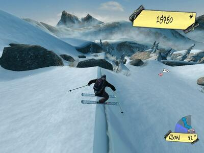Freak Out - Extreme Freeride - 2