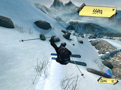 Freak Out - Extreme Freeride - 4