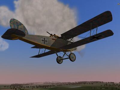 Flyboys Squadron - 5