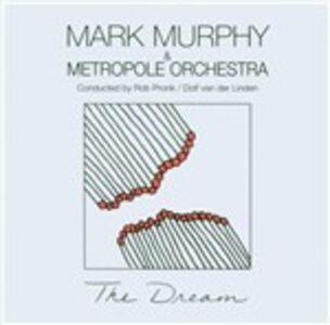 Foto Cover di Dream, CD di Mark Murphy, prodotto da Jive