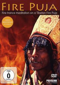 Fire Puja. Fire Trance Meditation (DVD) - DVD
