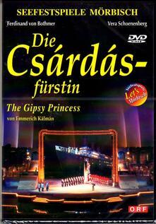 La principessa della Csarda - DVD