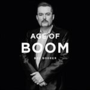 Age of Boom - Vinile LP di Boz Boorer
