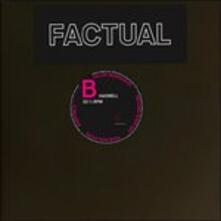 Factual - Vinile LP di Russell Haswell