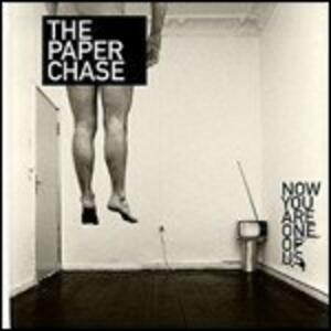 Now You Are One of Us - Vinile LP di Paper Chase