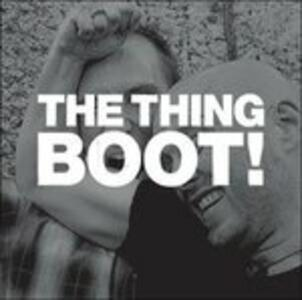 Boots Ep - Vinile 7'' di Thing