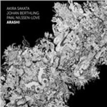 Arashi - Vinile LP di Akira Sakata