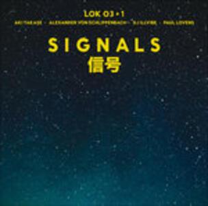 Signals - Vinile LP di Schlippenbach Trio