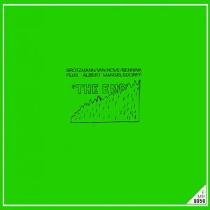 End - Vinile LP di Albert Mangelsdorff,Peter Brötzmann,Han Bennink,Fred Van Hove
