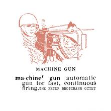 Machine Gun - Vinile LP di Peter Brötzmann
