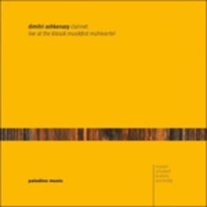 Sonata per clarinetto n.2 op.120 - Trio con clarinetto op.114 - CD Audio di Johannes Brahms,Dmitri Ashkenazy
