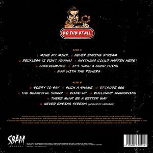 Lowrider - Vinile LP di No Fun at All - 2