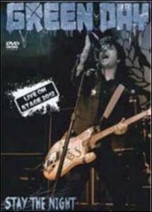 Green Day. Stay the Night - DVD
