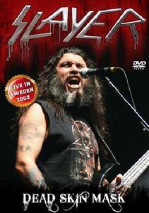 Slayer. Dead Skin Mask. Live in Sweden 2002 - DVD
