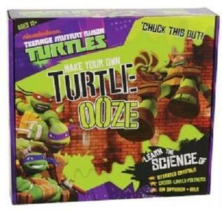 Teenage Mutant Ninja Turtles. Slime Lab - 2