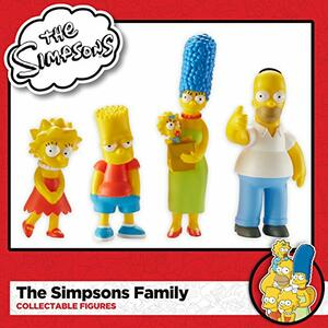 Action figure. The Simpsons Famiglia - 43