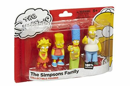 Action figure. The Simpsons Famiglia - 45