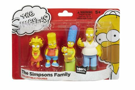 Action figure. The Simpsons Famiglia - 46
