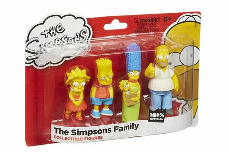 Action figure. The Simpsons Famiglia - 49