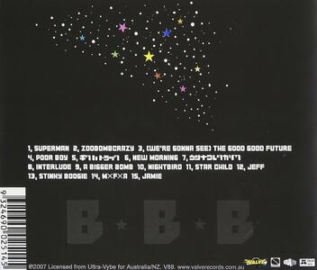 Bbb - CD Audio di Zoobombs - 2