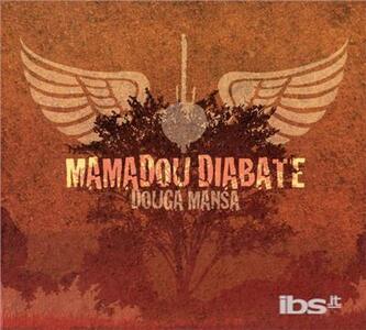 Douga Mansa - CD Audio di Mamadou Diabate