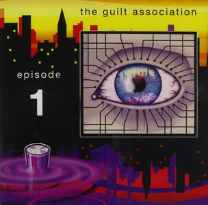 Guilt Association ep - CD Audio