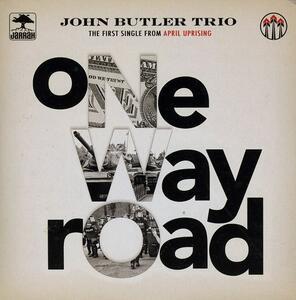 One Way Road - CD Audio di John Butler (Trio)