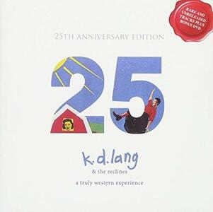 A Truly Western Experience - CD Audio di K.D. Lang