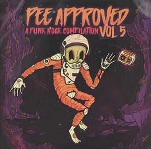 Pee Approved vol.5 - CD Audio