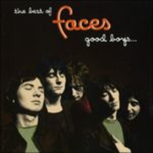 The Best of Faces. Good Boys When They're Asleep - CD Audio di Faces