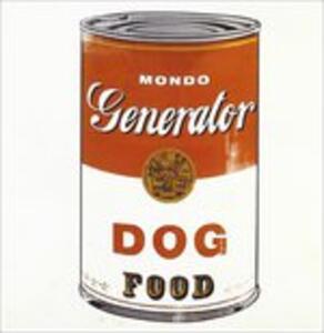 Dofg Food - Smashed Apart - Vinile 7'' di Mondo Generator